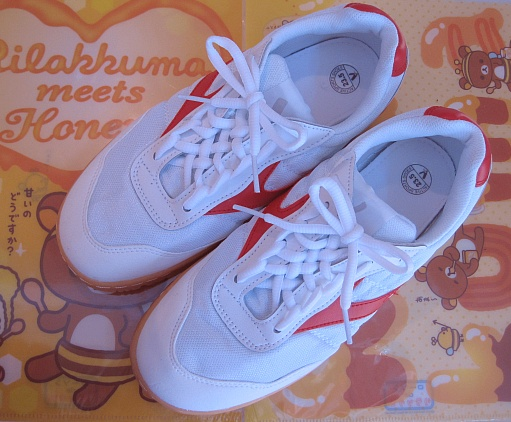 おしゃれなシューレース(靴紐)の結び方 [.。.*長女の思い出作品等*] [編集] · 体育館シューズ