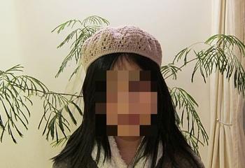 パリジェンヌ風帽子1.jpg